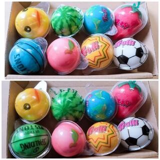 地球グミ 宇宙グミ サッカーボールグミ ストロベリーグミ  ASMR 輸入菓子(菓子/デザート)