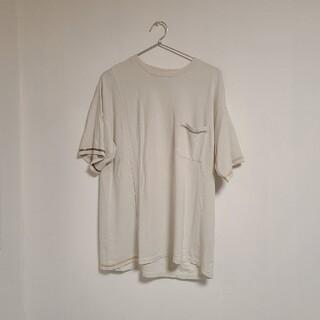 ハレ(HARE)のHARE  ステッチ オーバー Tシャツ(Tシャツ/カットソー(半袖/袖なし))