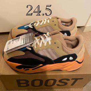 アディダス(adidas)のYEEZY BOOST 700 ENFLAME AMBER 24.5cm(スニーカー)