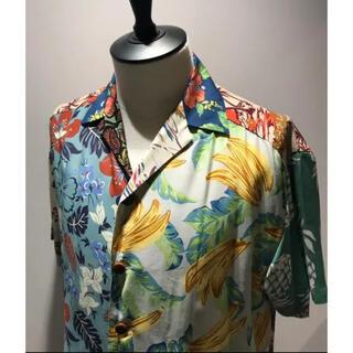 kolor - kolor beacon ハワイアン アロハシャツ
