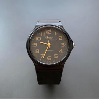 カシオ(CASIO)のカシオ チープカシオ ウレタンベルト MQ-24 腕時計(腕時計(アナログ))