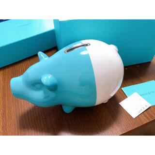 ティファニー(Tiffany & Co.)のティファニー 貯金箱 ピギーバンク(その他)