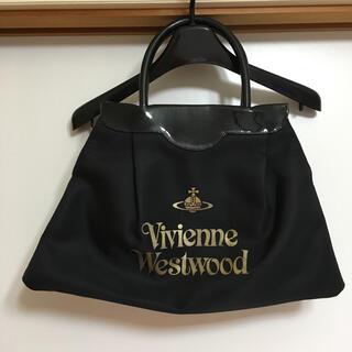 ヴィヴィアンウエストウッド(Vivienne Westwood)のVivienne Westwood Red Label  保存袋付 ハンドバッグ(ハンドバッグ)