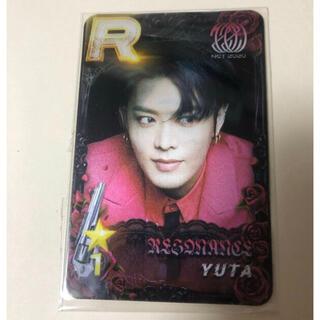 エクソ(EXO)のnct2020アルバムペンミ限定nct127ユタトレカ両面変換カード(アイドルグッズ)