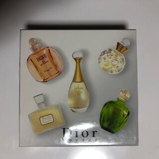 Christian Dior - LES PARFUMS Dior Voyage 香水セット