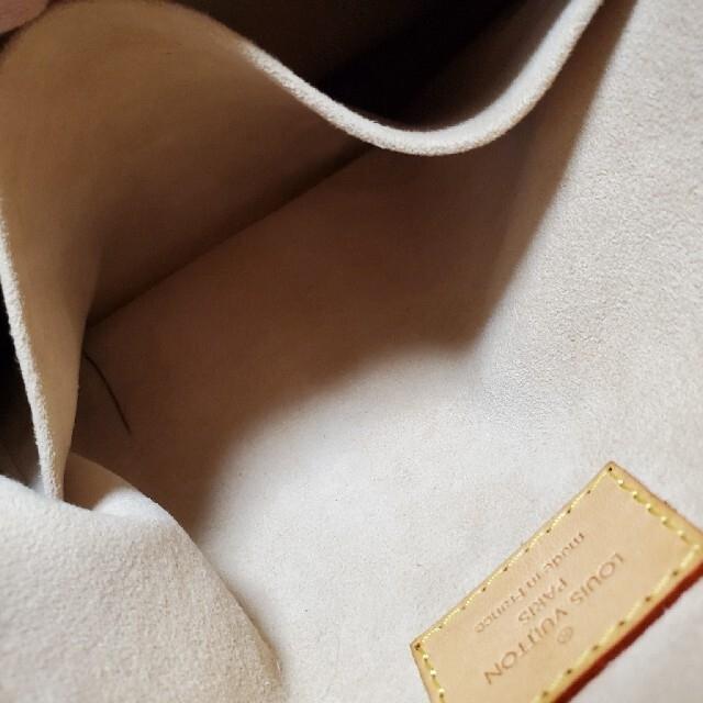 LOUIS VUITTON(ルイヴィトン)の【かなり希少品】ルイヴィトン カバン デニムモノグラム 正規品 レディースのバッグ(ショルダーバッグ)の商品写真