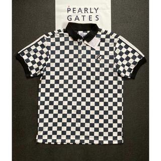 PEARLY GATES パーリーゲイツ JACK BUNNY半袖ポロシャツ新品
