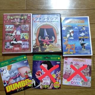 Disney - DVDセット ディズニー、シルバニアファミリー、アニメシリーズ