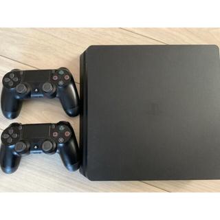 PlayStation4 - PS4 プレイステーション本体 500GB 箱付き