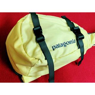 パタゴニア(patagonia)の【美品】パタゴニア patagonia Atom Sling 8L(ボディバッグ/ウエストポーチ)