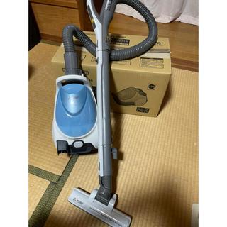 ミツビシデンキ(三菱電機)の三菱電機 紙パック式 掃除機 Be-K TC-FXG5J-A ミルキーブルー(掃除機)