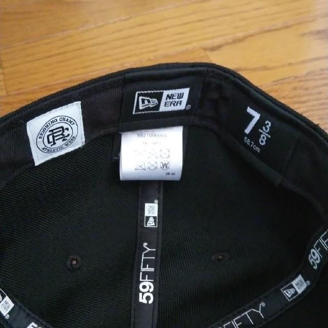 Ron Herman(ロンハーマン)のレイニングチャンプ NEW ERA キャップ 59FIFTY 7 3/8 メンズの帽子(キャップ)の商品写真