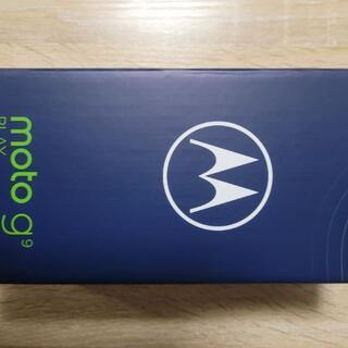 Motorola - スマホ 携帯 スマートフォン moto g9 play SIMフリー