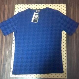ミッシェルクラン(MICHEL KLEIN)の新品MICHEL KLEIN VネックTシャツ(Tシャツ/カットソー(半袖/袖なし))