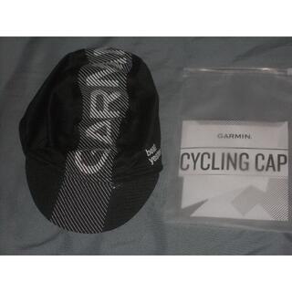 ガーミン(GARMIN)の非売品GARMINサイクルキャップ 送料込み(ウエア)