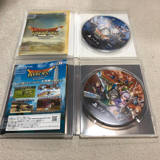PlayStation3 - セット販売 ドラゴンクエストヒーローズ 双子の王 闇竜と世界樹 PS3