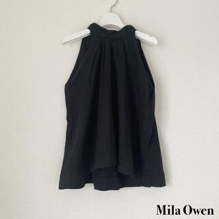 ミラオーウェン(Mila Owen)のMila Owen ミラオーウェン ホルターネック(シャツ/ブラウス(半袖/袖なし))