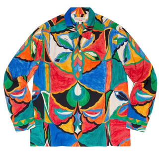 Supreme - Supreme®/Emilio Pucci® L/S Shirt シュプリーム