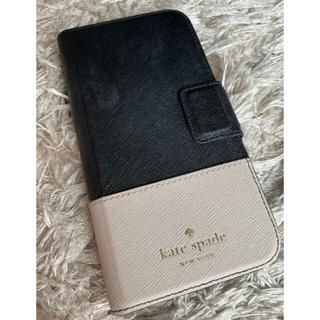 ケイトスペードニューヨーク(kate spade new york)のkate spade ケイトスペード スマホケース iPhoneXS(iPhoneケース)