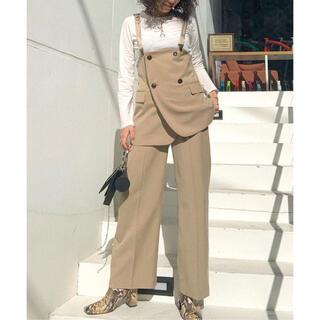 アメリヴィンテージ(Ameri VINTAGE)のアメリ MARLENE SET UP PANTS(セット/コーデ)
