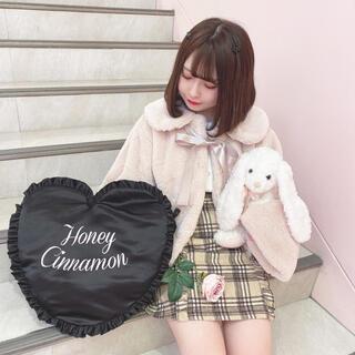Honey Cinnamon - 送料無料 新品未使用 Honey Cinnamon ふファーコート アウター