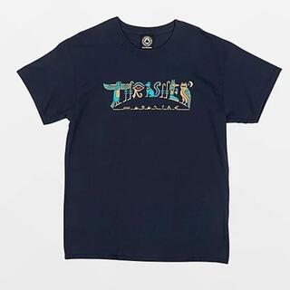 スラッシャー(THRASHER)のTHRASHER Tシャツ 新品 ネイビー(Tシャツ/カットソー(半袖/袖なし))