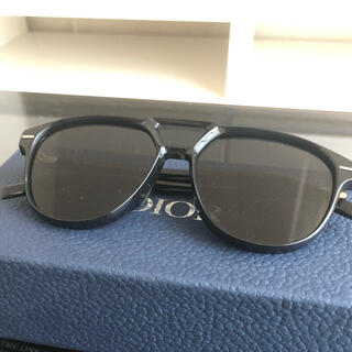 DIOR HOMME - 定価6万 DIOR HOMME アビエイターサングラス 新品付属品全てあり!