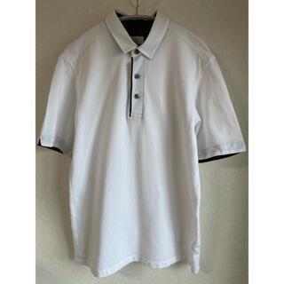 ビューティアンドユースユナイテッドアローズ(BEAUTY&YOUTH UNITED ARROWS)のBEAUTY&YOUTH UNITED ARROWS ポロシャツ Mサイズ(ポロシャツ)