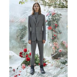 ディオール(Dior)のDior homme men 20aw フロントライナー付きテーラードジャケット(テーラードジャケット)