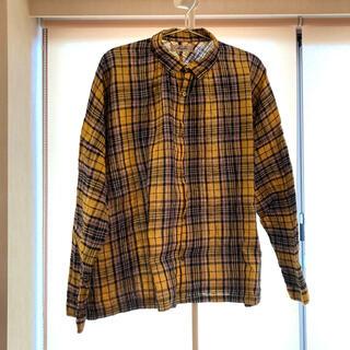 nest Robe - Antiquitesイチアンティークス チェックシャツ