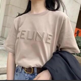韓国 tシャツ ロゴtシャツ 刺繍 (Tシャツ(半袖/袖なし))