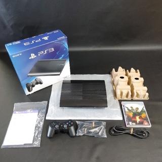 PlayStation3 - 動作確認済 PS3 プレステ3 CECH-4300C 500GB ソフト1本付き