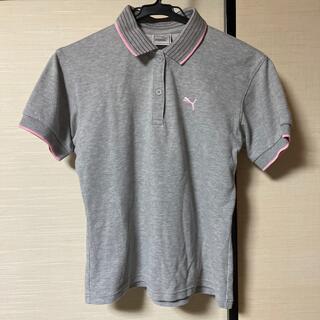 プーマ(PUMA)のPUMAレディースポロシャツ(ポロシャツ)