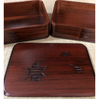 お弁当箱 木製