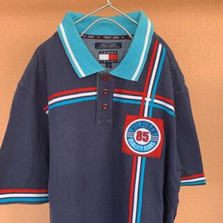 トミー(TOMMY)のトミージーンズ ポロシャツ(ポロシャツ)