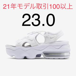 ナイキ(NIKE)のナイキ エアマックス ココ WMNS AIR MAX KOKO 23.0cm  (サンダル)