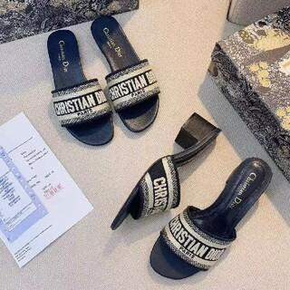 Dior - 美品Dior・ディオールサンダル