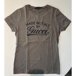 Gucci - GUCCI レディース ロゴTシャツ