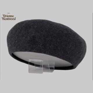 ヴィヴィアンウエストウッド(Vivienne Westwood)のVivienne Westwood ベレー 帽子(ハンチング/ベレー帽)