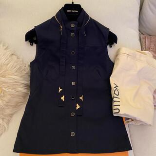 ルイヴィトン(LOUIS VUITTON)の最終値下げ❗️ルイヴィトン コットンシャツ(シャツ/ブラウス(半袖/袖なし))