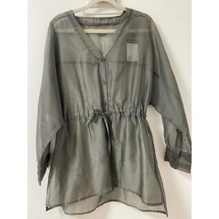 Kastane - ◆新品タグ付き◆Kastane オーガンジーBigシャツ