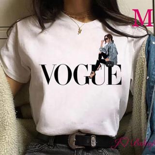 Tシャツ 白 半袖 カットソー(Tシャツ(半袖/袖なし))