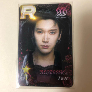 エクソ(EXO)のnctdreamテントレカten限定写真nct2020フォトカード(アイドルグッズ)