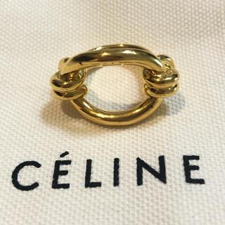 セリーヌ(celine)の【新品未使用】希少♪OLD CELINE セリーヌ RING リング(リング(指輪))