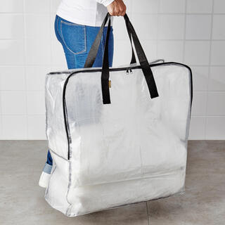IKEA - IKEA イケア ディムパ DIMPA 収納バッグ  エコバッグ