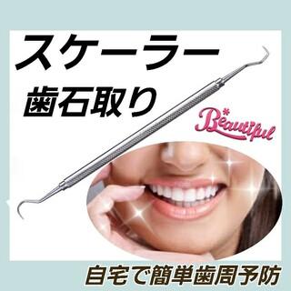 歯石取り✧︎スケーラー☆歯石除去☆オーラルケア \デンタルケア/ ヤニ取り♡♡(口臭防止/エチケット用品)