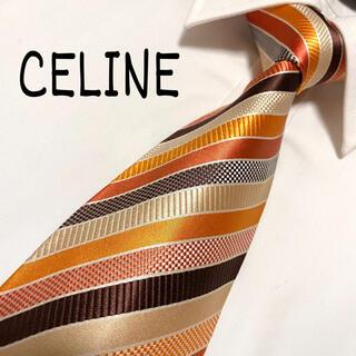 celine - 【高級ブランド】CELINE セリーヌ ネクタイ