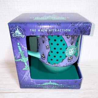 Disney - ミニーマウス メインアトラクション ホーンテッドマンション マグカップ