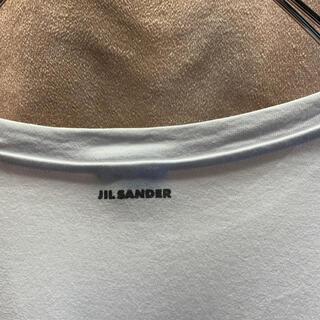 Jil Sander - JIL SANDER ジルサンダー ポルトガル製 Tシャツ 白T