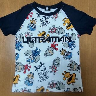 キッズTシャツ 120cm ウルトラマン
